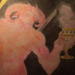 Devil by steadybarbarian