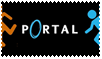 Portal 2 Stamp by slayer-plz