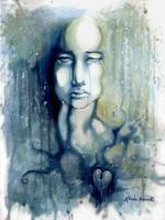 melancholy by Alicia-Hannah