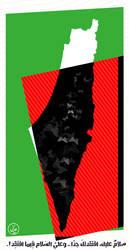 Palflagmap by IBN-ELKARMEL