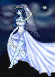Corpse Bride by LaSushi