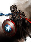 The Avengers - Captain America by theDURRRRIAN