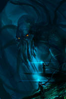 Cthulhu Lives by theDURRRRIAN