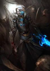 Issac Clarke: Necromorph Slayer by theDURRRRIAN