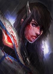 Satsuki Kiryuin by theDURRRRIAN