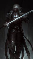 Sorin Markov the lord of Innistrad... and fab hair by theDURRRRIAN