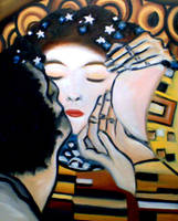 The Kiss By Klimt by sailorpopo