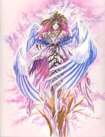 Goddess by sailorpopo