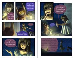 Just Like A Fairytale by ebonysnowwhite