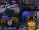 What Goes Bump in the Night by ebonysnowwhite