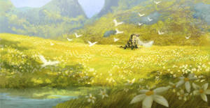 The Last Goodbye by ebonysnowwhite