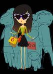 Shopaholic by ebonysnowwhite