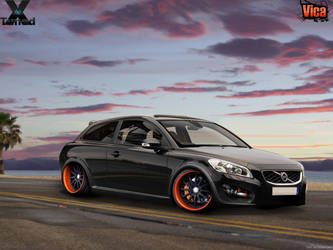 Volvo C30 2010, Tuning Day by vicadesigner