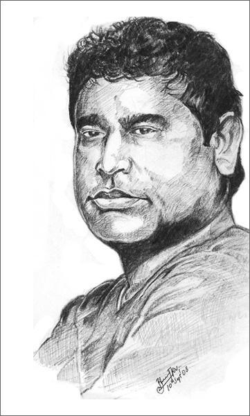 AR Rahman-Double Oscar Winner by libran005
