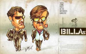 Billa - Caricature by libran005