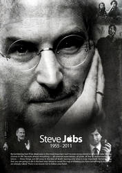 Tribute to Steve Jobs by libran005