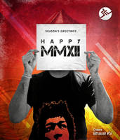 Happy MMXII by libran005