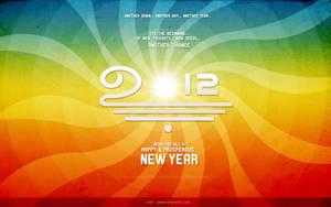 Happy 2012 by libran005