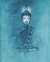 Buddha by libran005