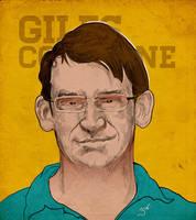 Giles - PopArt Portrait by libran005