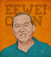 Eewei - PopArt Portrait by libran005