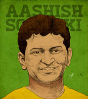 Aashish - PopArt Portrait by libran005