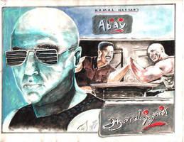 Aalavandhan by libran005
