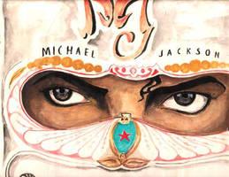 Michael Jackson by libran005