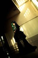 Dance of The Dragon: Miku by zerartul