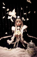 Alichino: Beautiful Darkness by zerartul