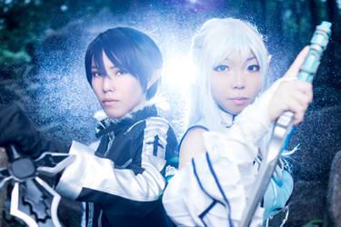 Sword Art Online: ALO by zerartul