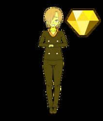 Anime Gems: The Gem Chef by TashaHemlock
