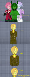 Anime Gems: Sanji's Real Gem Identity by TashaHemlock