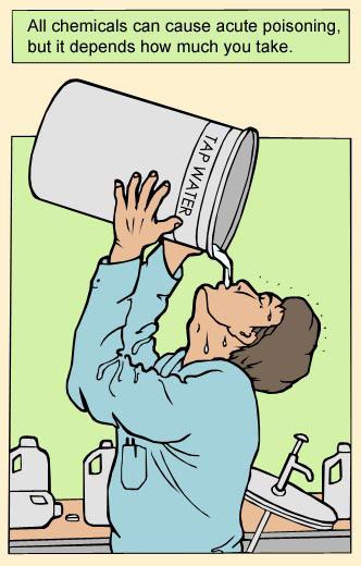 Industrial Water Poster by lemontea