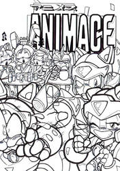 Animace Pizza Cats by Ohnhai