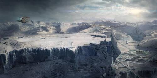 Ice station by H0stilekid