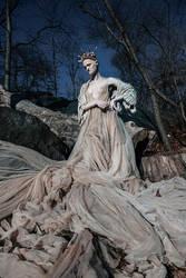 The Fairy from a hidden kingdom by Avine