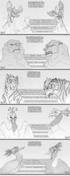 Overwatch Shapeshifter AU [Part 2] by VanyCat