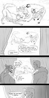 Worries - Shifter Au by VanyCat