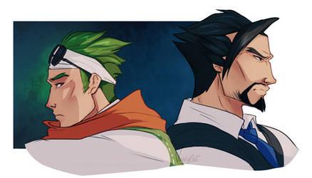 Brotherhood by VanyCat