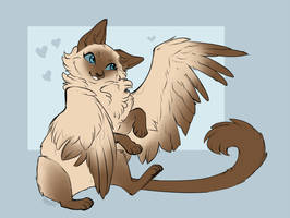 Angel - Commission by VanyCat