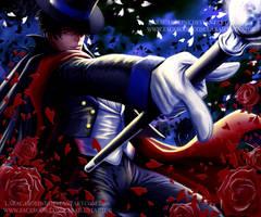 Milord Tuxedo Kamen by LaraCaroline