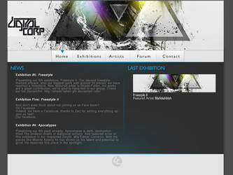 DigitalCorp.Web by rokama