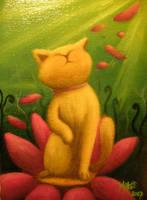 Gato Marino by drawfactory