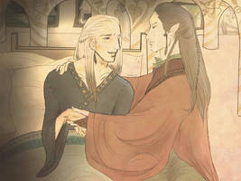 LotR: The blood of Numenor is all but spent by Hedonistbyheart