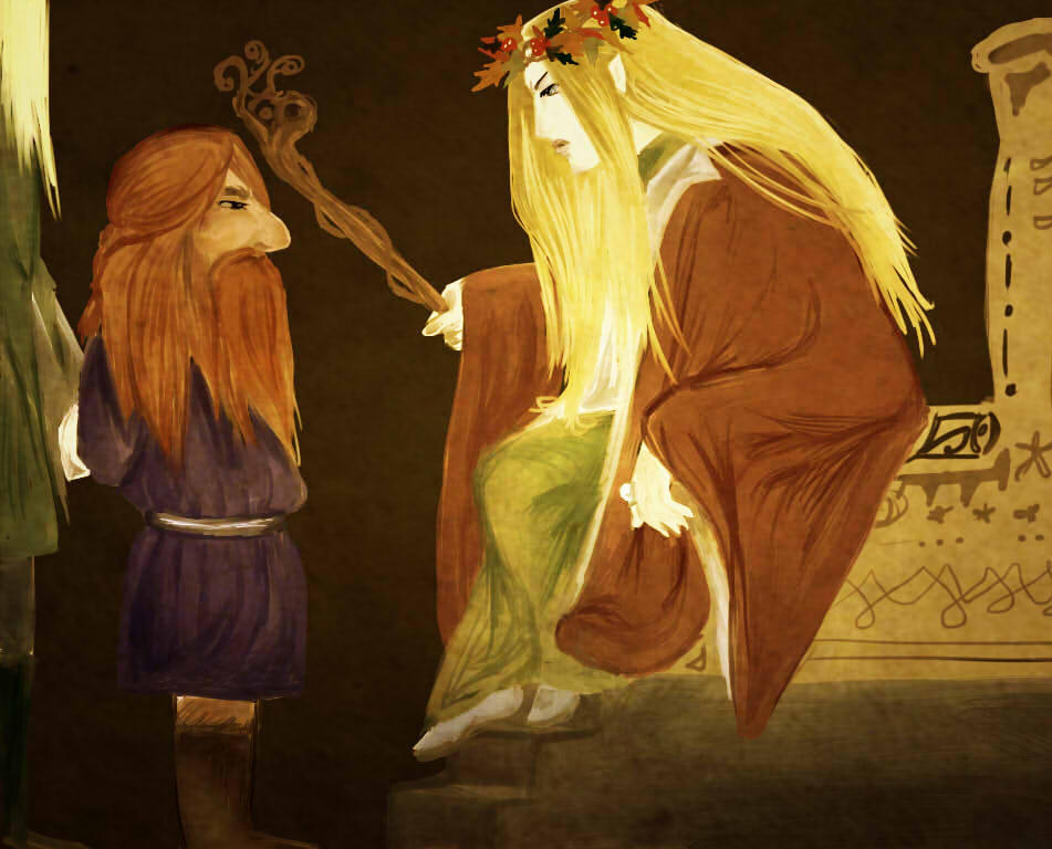 LotR_Hobbit: Interloper by Hedonistbyheart