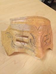 Adam Taurus Mask WIP2 by xxayaneko