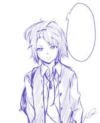 Kiyo Sketch-OC by Ryuu-kun76