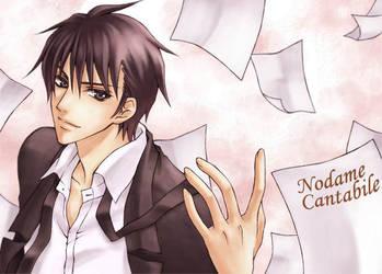 Nodame Cantabile : Chiaki-sama by foggykay