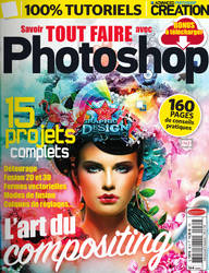 Magic of Photoshop cover by stellartcorsica